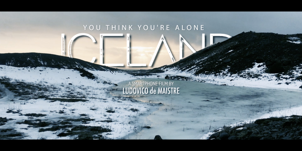 ICELAND - YOU THINK YOU'RE ALONE